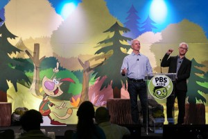 Rudman Brothers Nature Cat PBS Annual Meeting