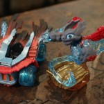 Skylanders Superchargers Spitfire and Hot Steak