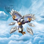 Skylanders Superchargers Stormblade Illustration