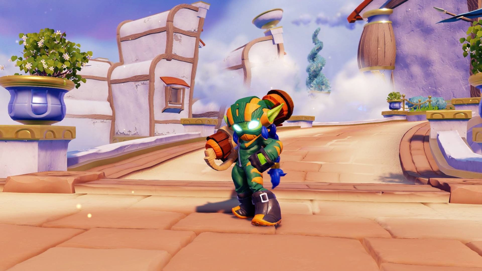 Skylanders Superchargers Supershot Stealth Elf